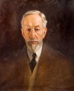 The Right Honourable Lord Noel Buxton, Oil on Canvas, by Haydn Mackey