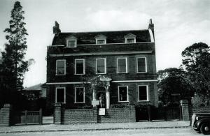 Lowewood House c.1950s