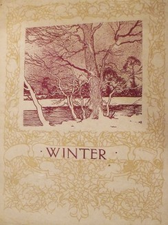 'Winter' by Walter Spradbery