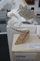 Maquette of Nidhoggr Dragon by Rickey Maguire