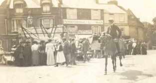 Market Day, 1912