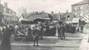 Market Day, 1907