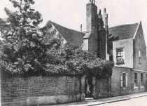 John Foxe's House, Sewardstone Street, c.1899