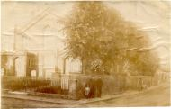 Baptist Church, Paradise Row, c.1880