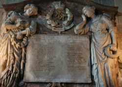 Rough Riders Memorial, Waltham Abbey Church