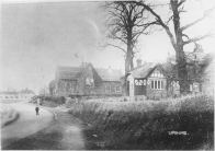 Upshire village school and reading room