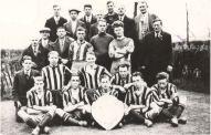 Football team in Theydon Bois
