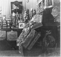 Interior view of F.J. Fidlers Shop at 30 Sun Street