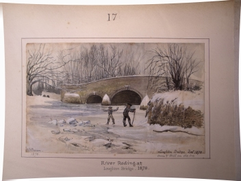 Loughton Bridge 1878