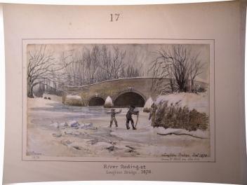 Loughton Bridge 1878