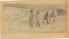 Skating Winter 1881