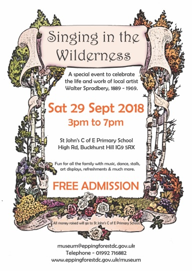 Swinging in the wilderness poster