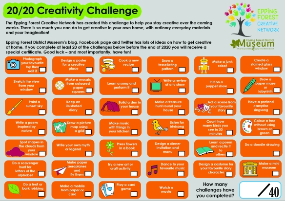 2020 Creativity Challenge
