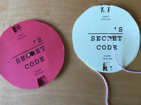 Code Wheel 2